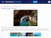 Theodosis Cruises Booking